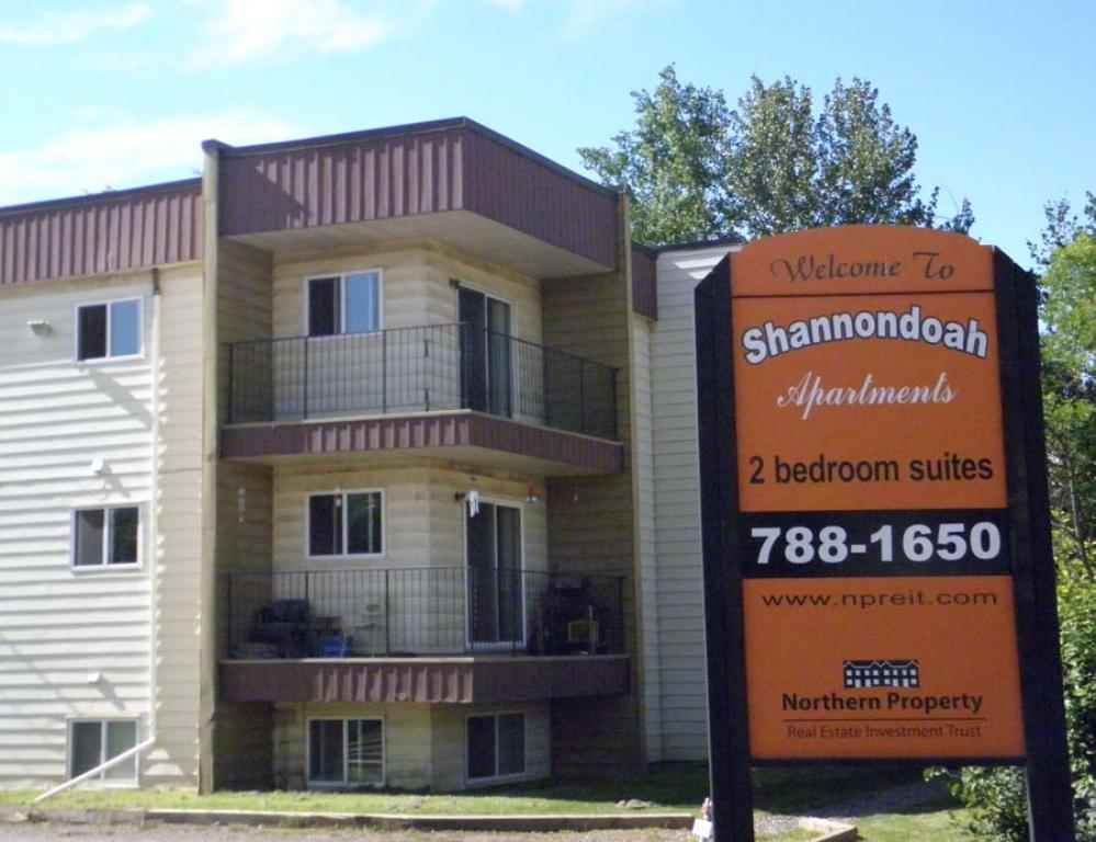 Chetwynd 2 bedroom Apartment