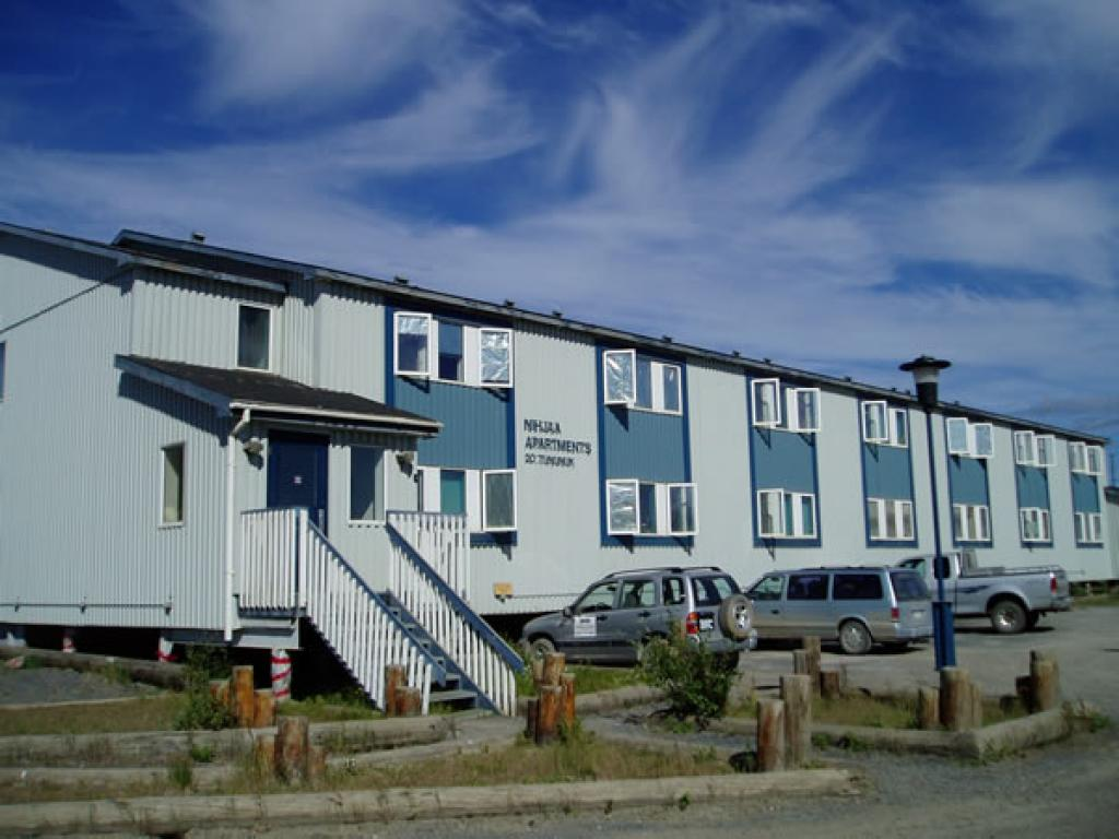 Nihjaa Apartments | 20 Tununuk Drive | Inuvik Apartments | Northview ...