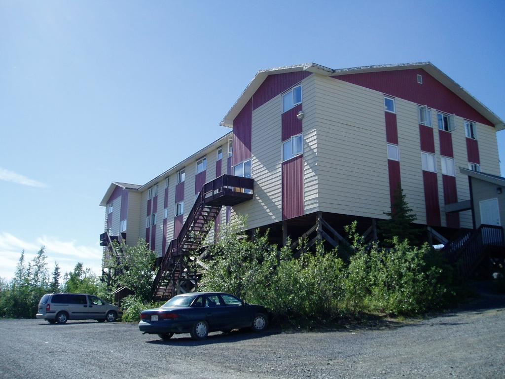 Inuvik Apartment for rent, click for more details...