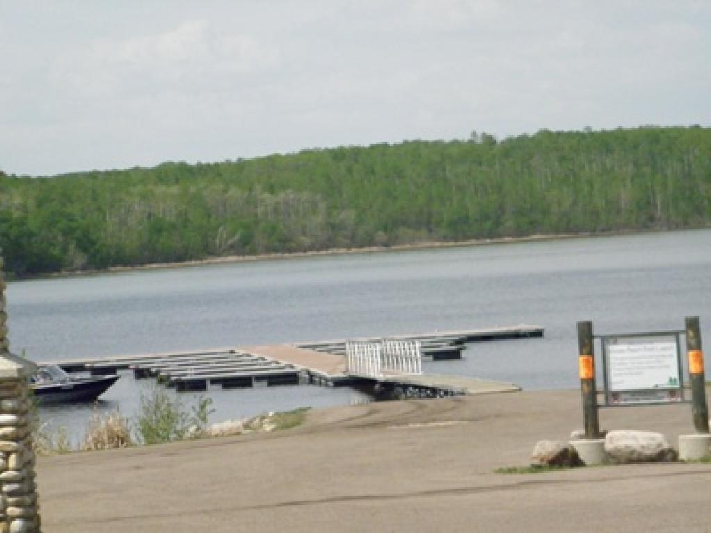 Within walking distance to Jessie Lake