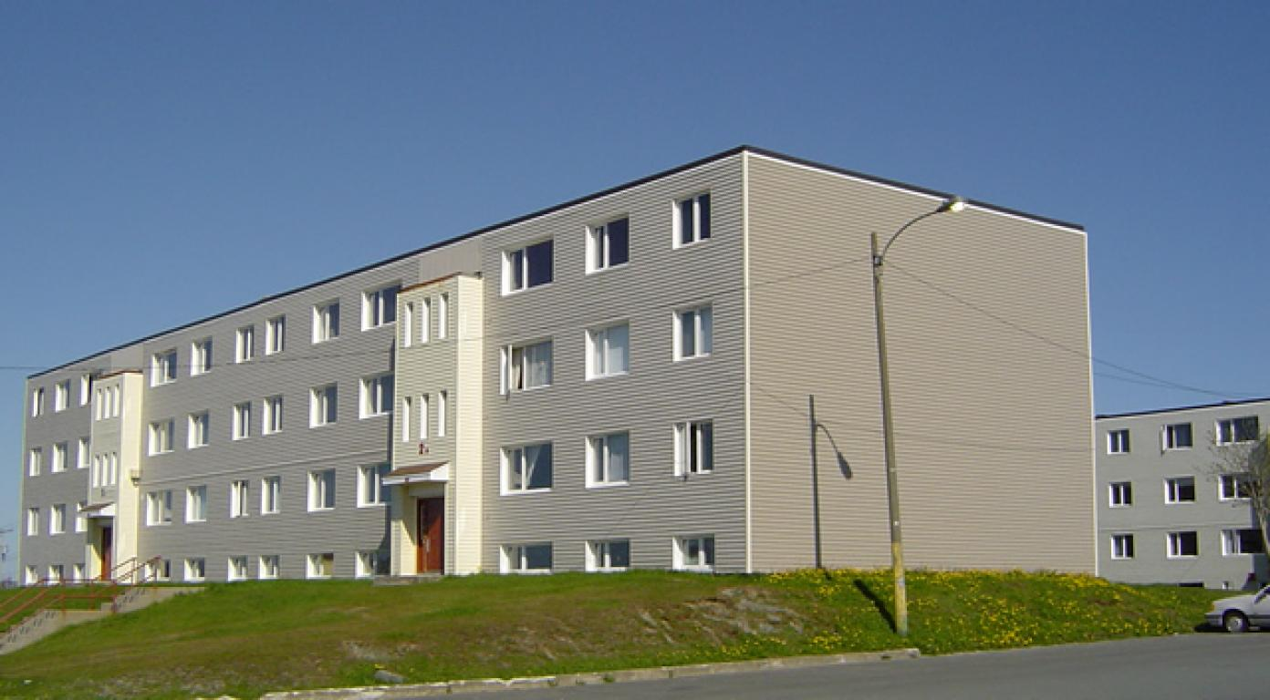Brantford Apartment Buildings