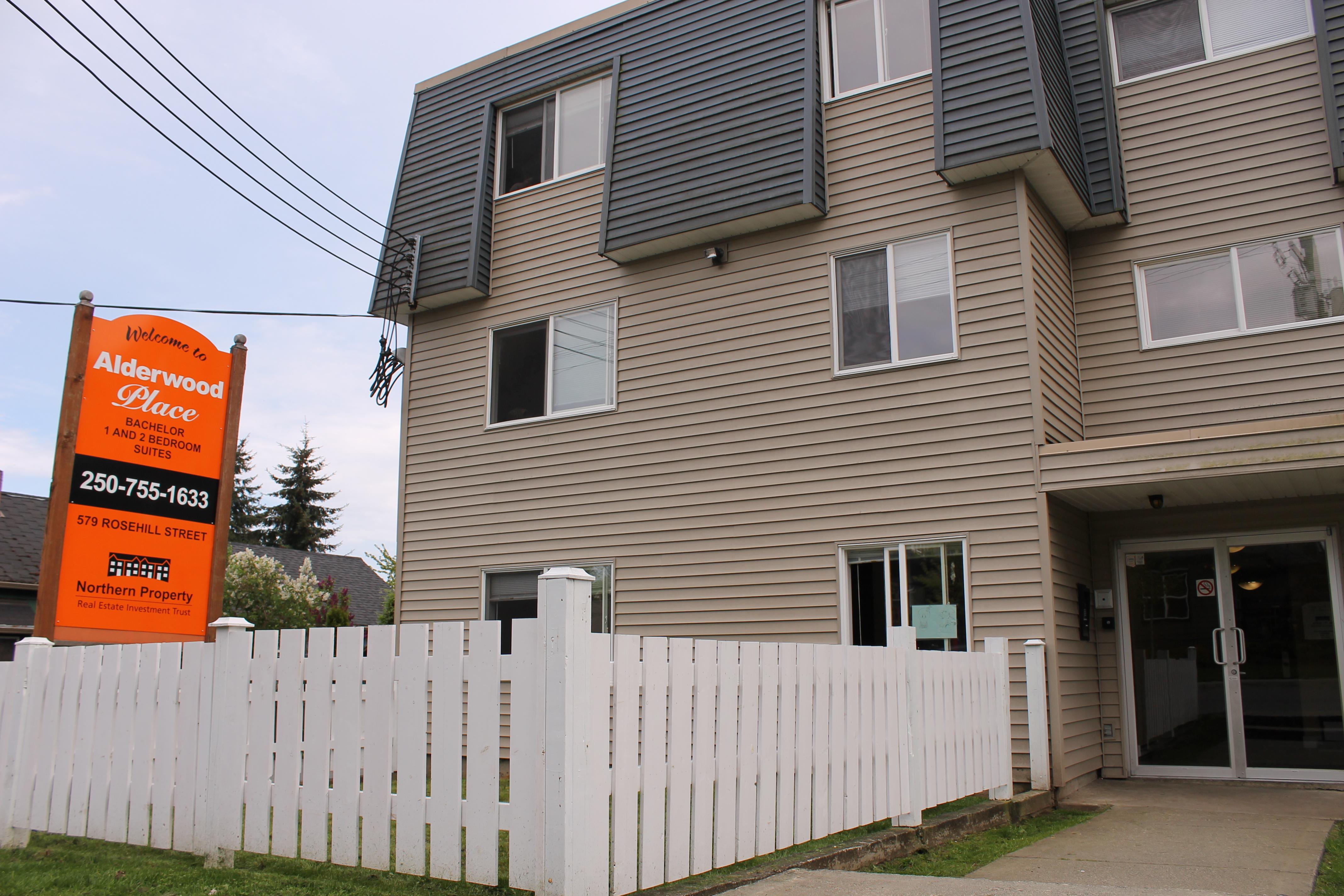Alderwood Place 579 Rosehill Street Nanaimo Apartments