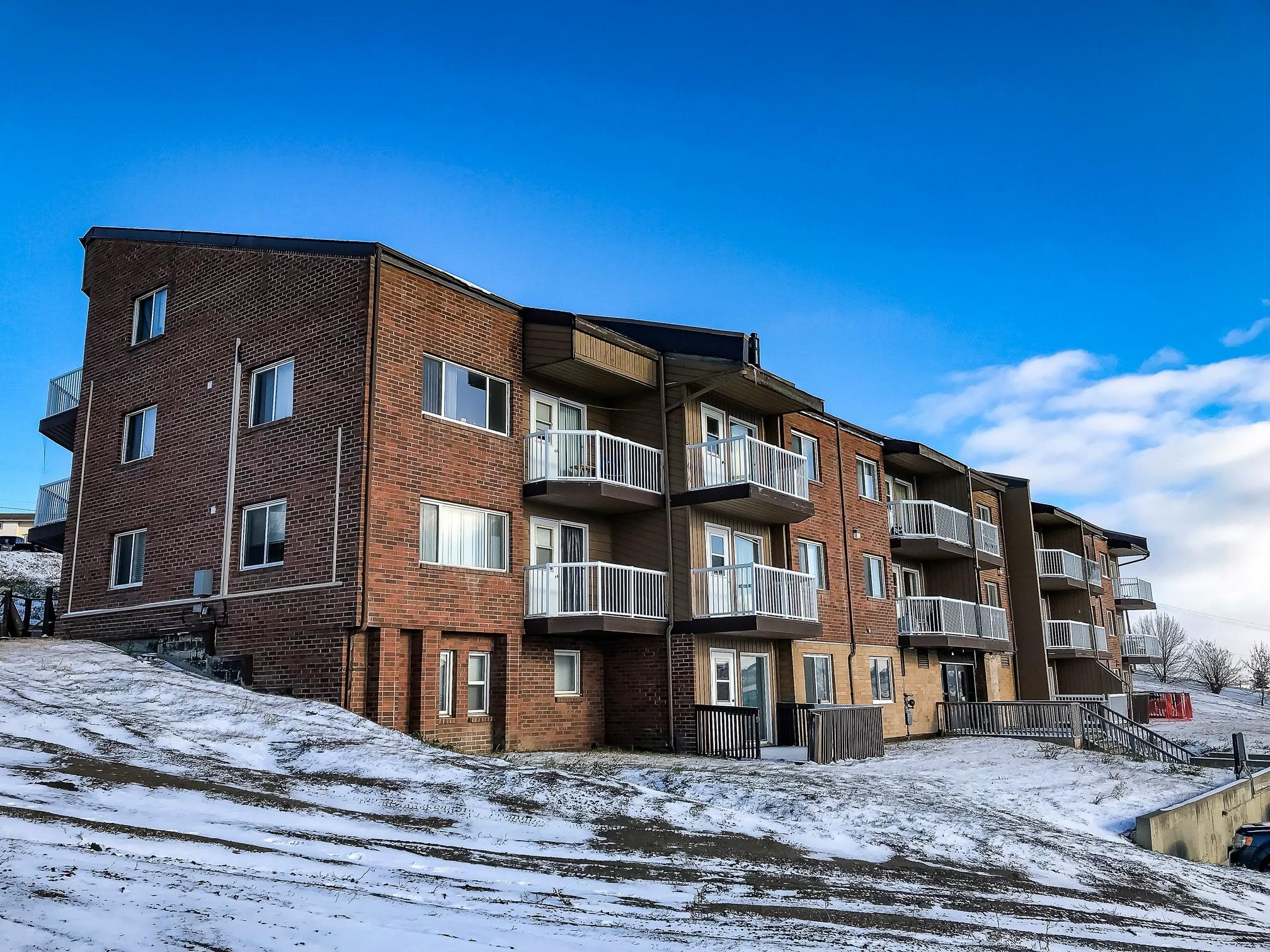 Parklane Dawson Creek Apartments