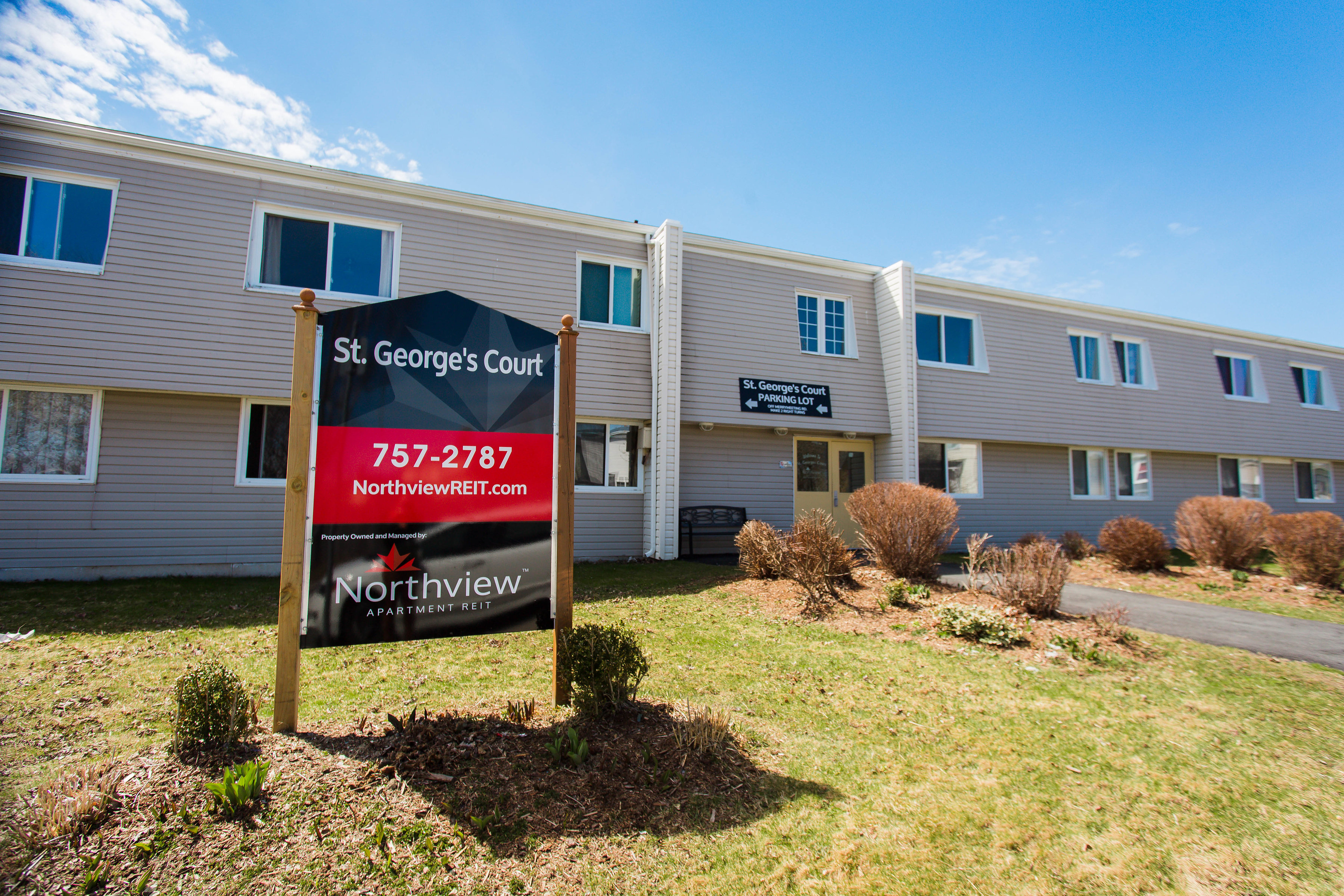 St Georges Court Apartments