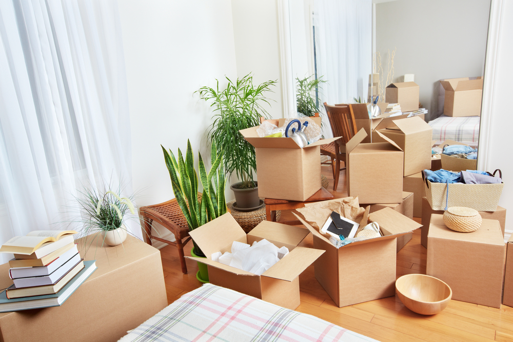 How to Downsize from a House to Flat