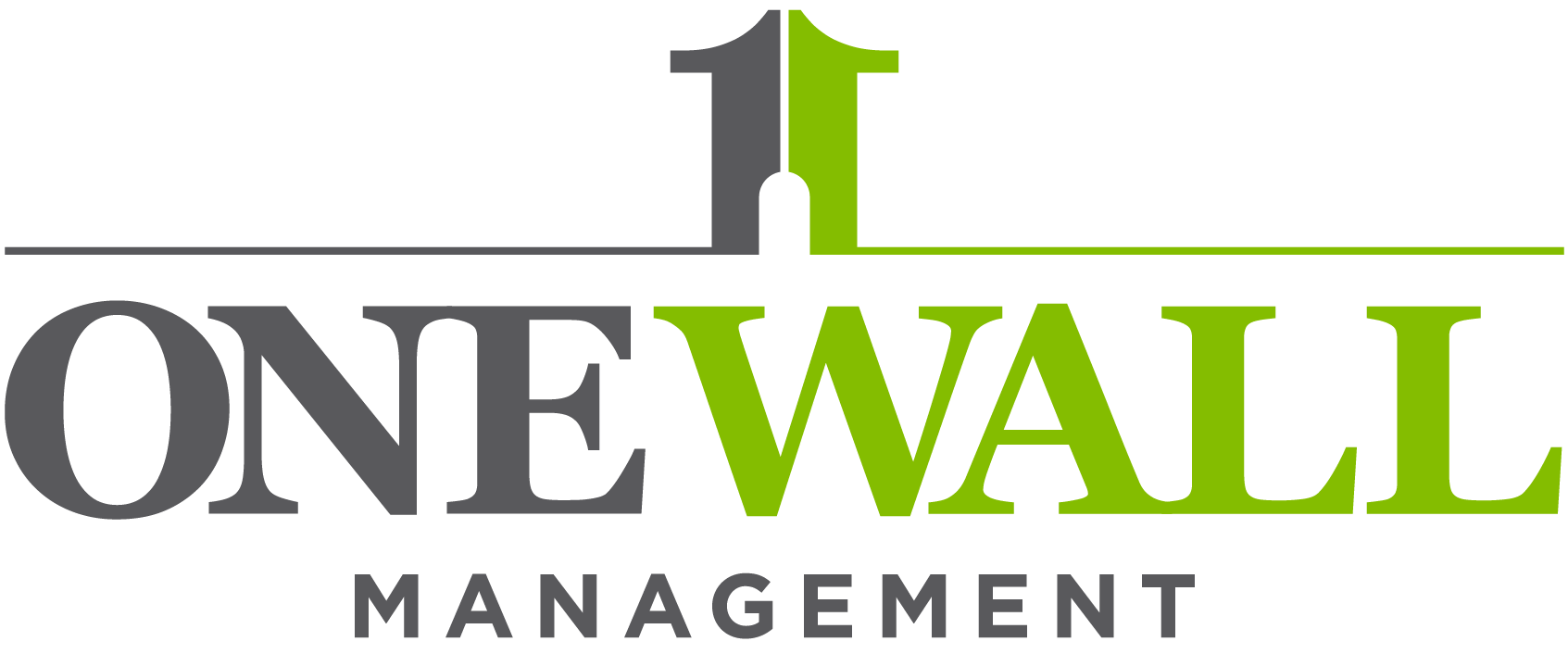 One Wall Management Logo