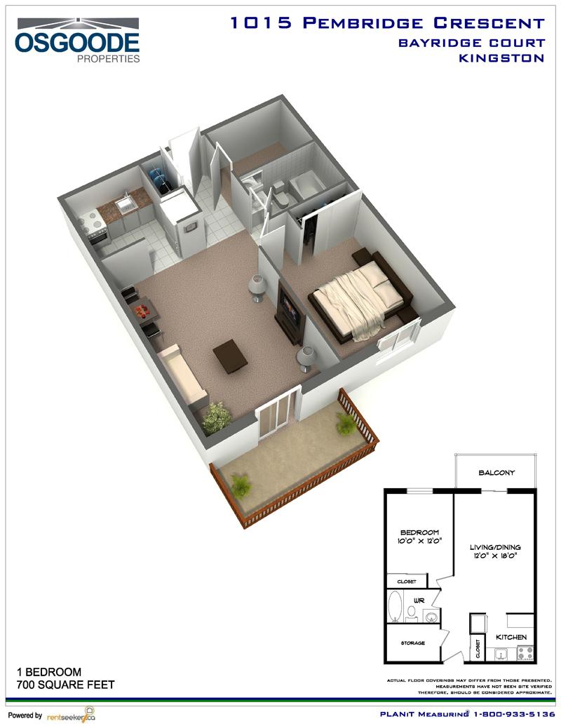 Pembridge Square Apartments