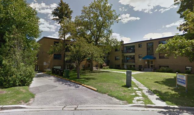 Toronto Est 2 chambre à coucher Appartement À louer