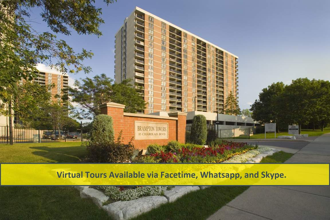 Brampton Ontario Appartement à louer