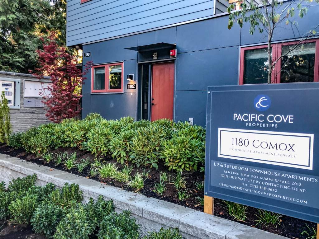 Vancouver Townhouse for rent, click for more details...