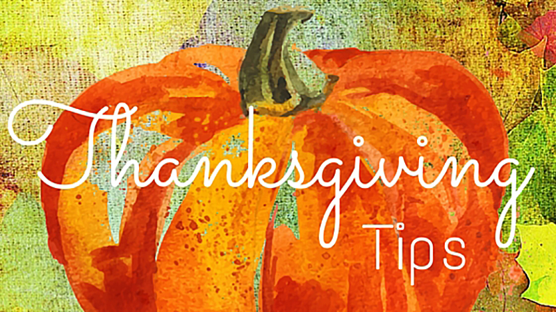 Post Image: Tips for celebrating Thanksgiving in an apartment