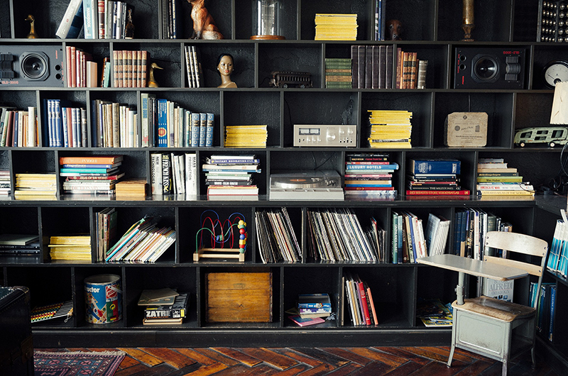 Post Image: Storage Ideas for Apartment Life