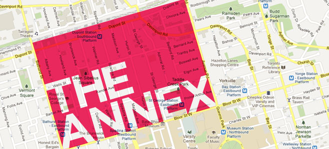 Post Image: Community Focus: Toronto's The Annex