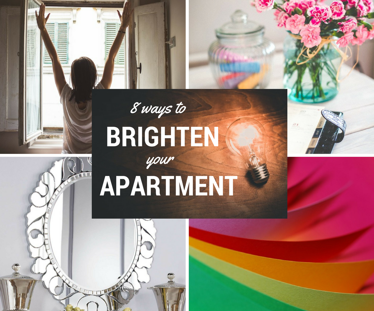 Post Image: 8 Ways to Brighten your Apartment this Winter