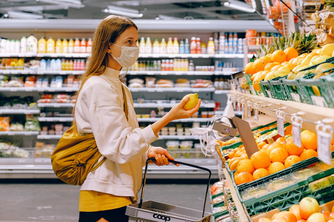 Post Image: Navigating Grocery Shopping While Social Distancing