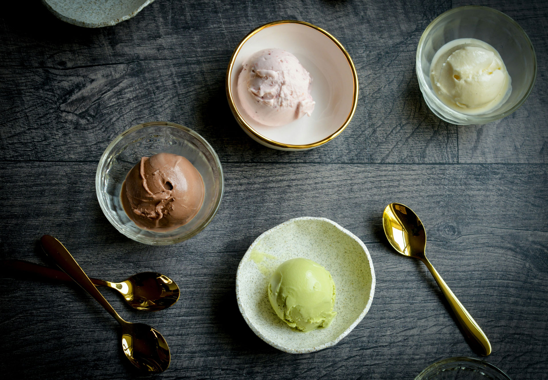 Post Image: Ice Cream in the Winter? Home Recipes and Places to Get Ice Cream