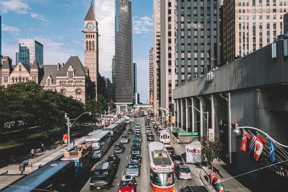 Post Image: The Benefits of Big City Living
