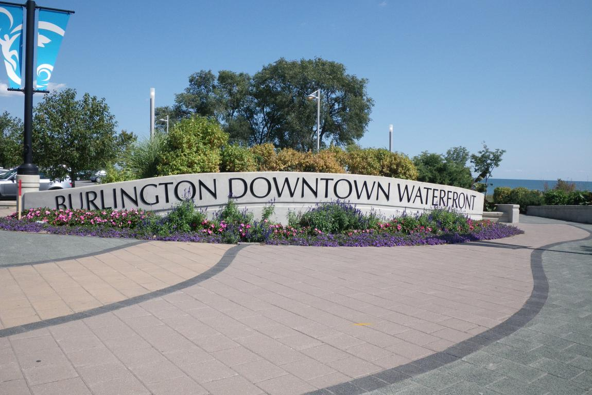 Burlington Waterfront