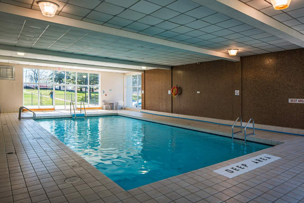 63 73 and 120 widdicombe hill boulevard park property management for Indoor swimming pool scarborough