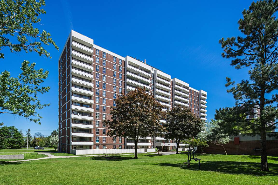 Scarborough Ontario Apartment For Rent