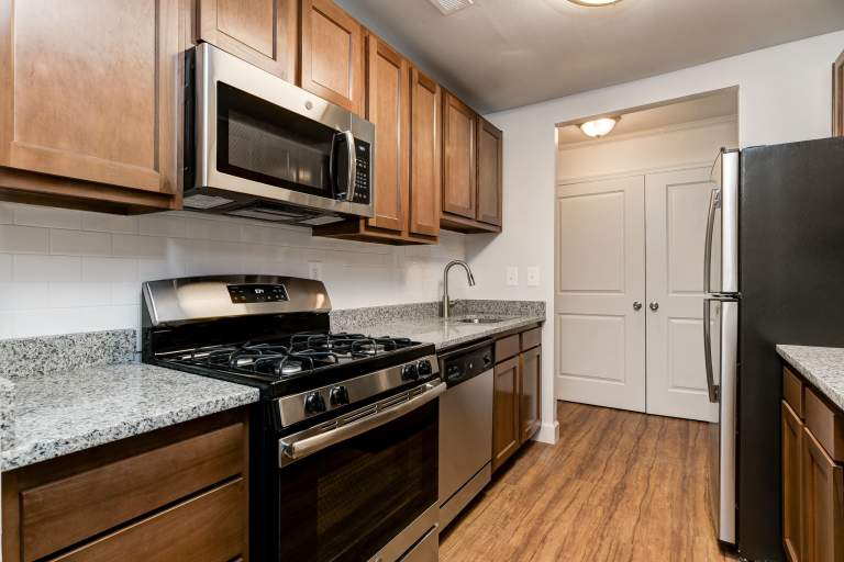 Newly renovated 2 bedroom apartments at Rolling Park Apartments in Windsor Mill MD