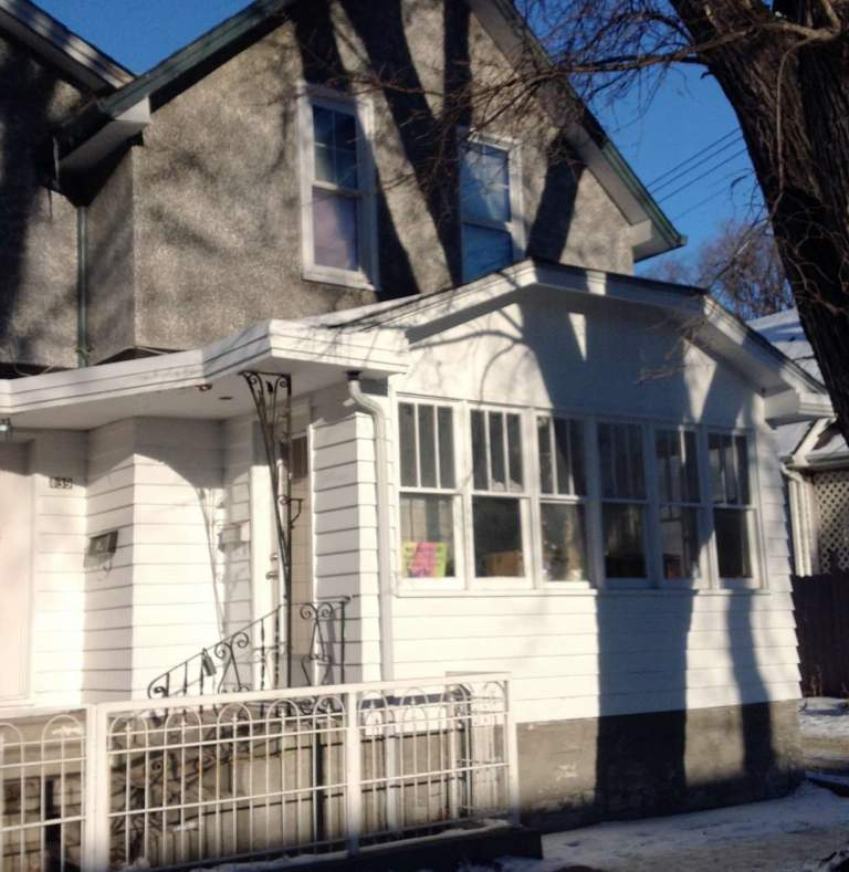 Winnipeg Manitoba Duplex For Rent