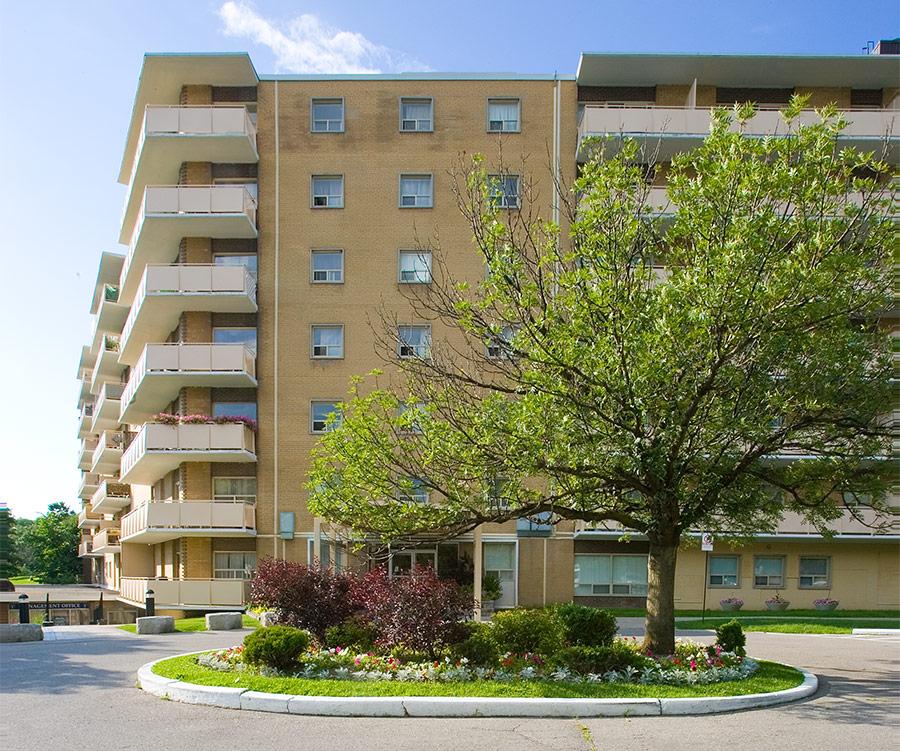 Toronto Nord 3 chambre à coucher Appartement