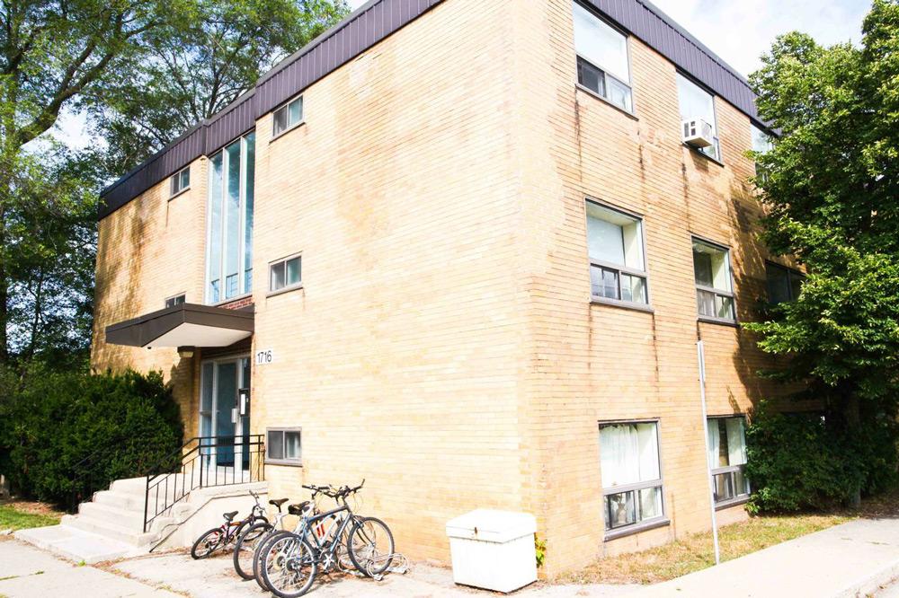 Hamilton Sud 2 chambre à coucher Appartement