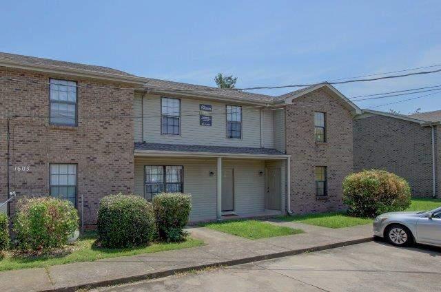 1603 Minglewood Drive Townhomes Clarksville, TN