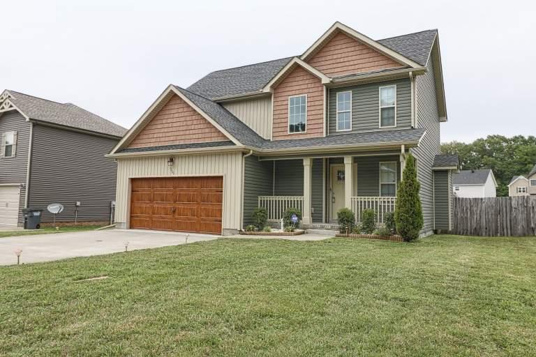 1201 Morstead Drive Clarksville, TN