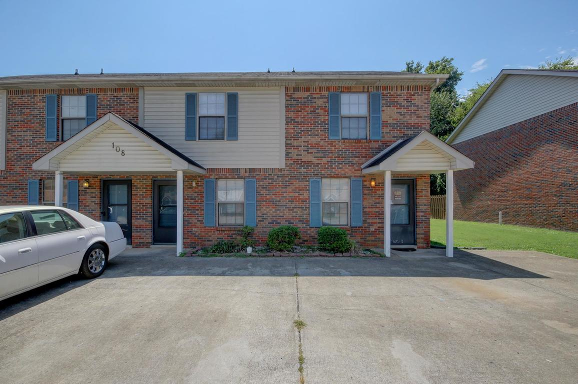 108 Hickory Trace Townhomes Clarksville, TN