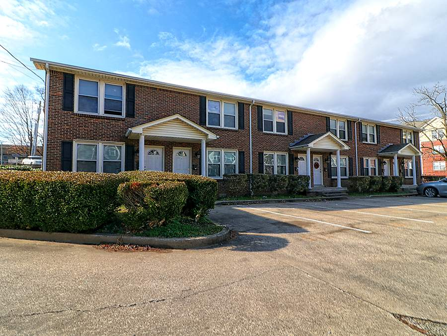 617 Madison Street Townhomes Clarksville, TN