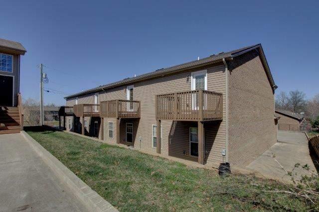 992 S. Ash Ridge Drive Townhomes Clarksville, TN