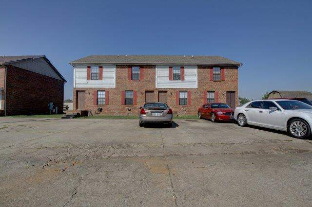 2550 Old Russellville Pike Townhomes Clarksville, TN