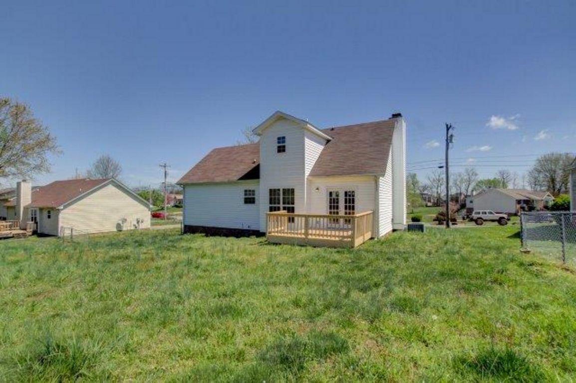 1820 Cottingham Court Clarksville, TN