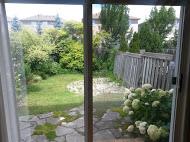 patio back door