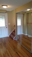 front door closet
