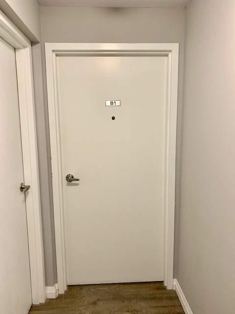 Front door 2 bedroom bsmt unit