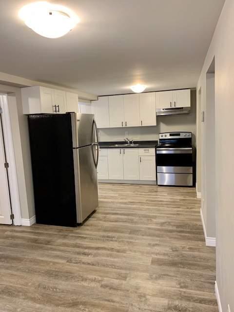 Kitchen - 2 bedroom unit