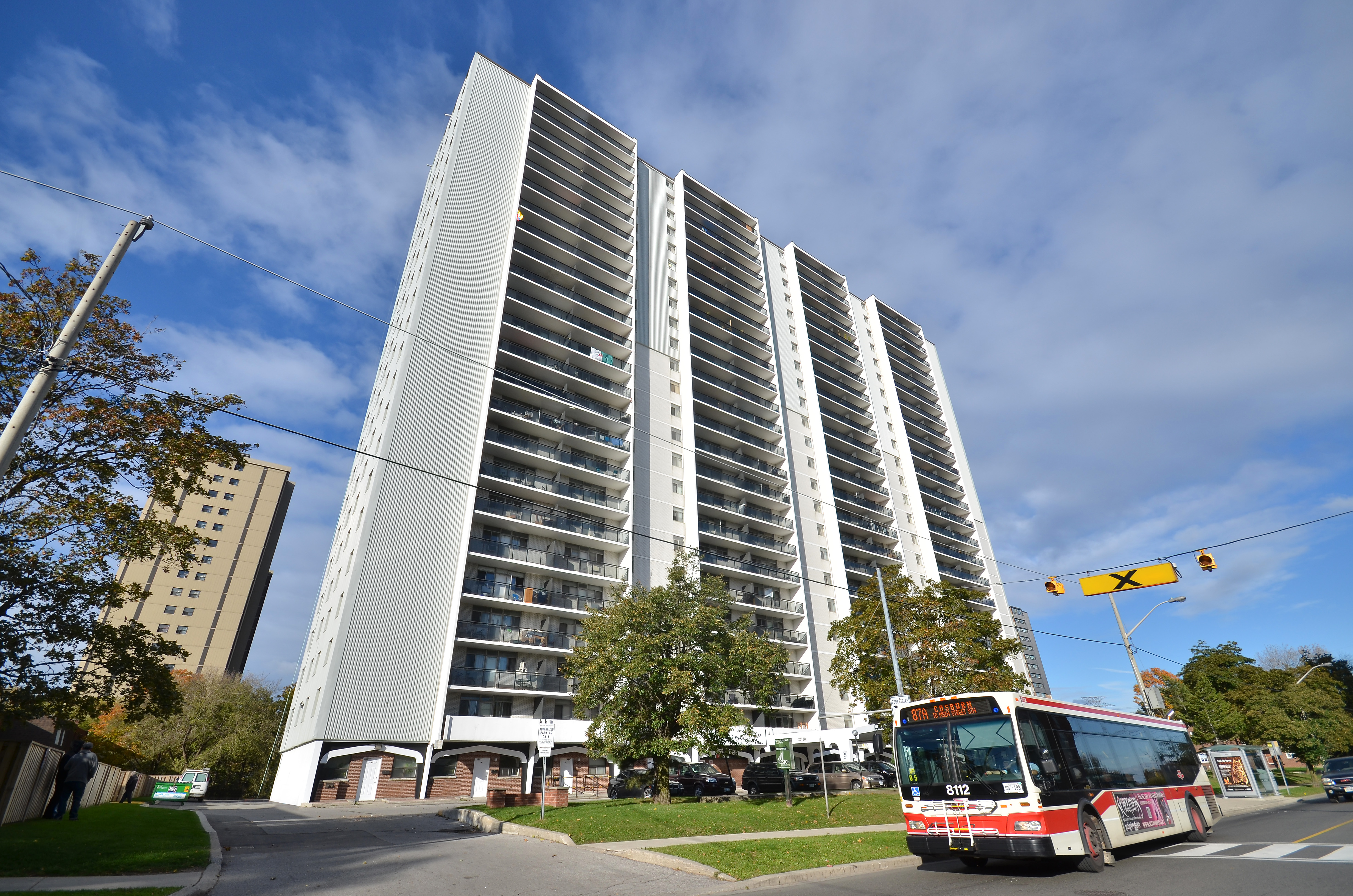 Renting a Great Place in East Toronto for Bus Riders