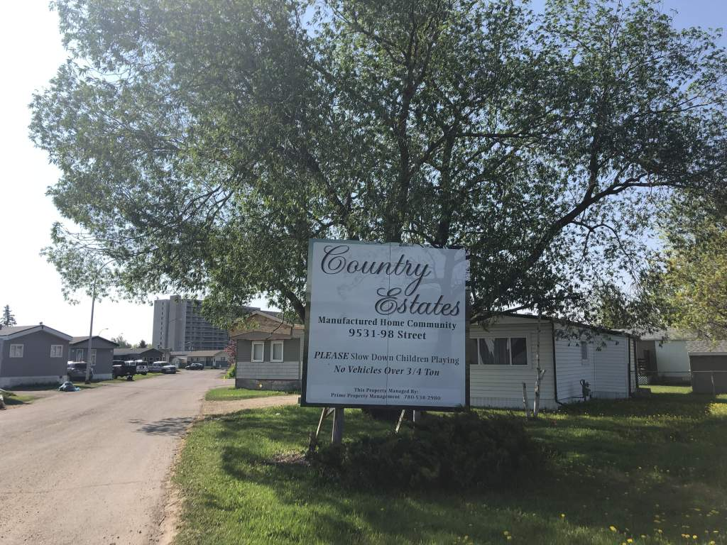 Country Estates Mobile Home Park - Lot Rental