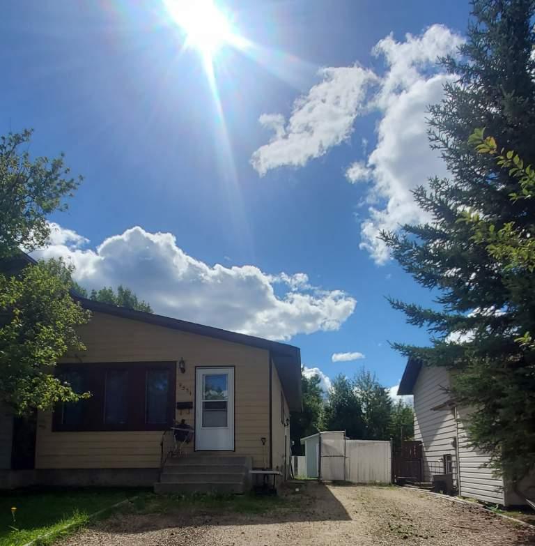 9531 76 Avenue - Lower Duplex with backyard