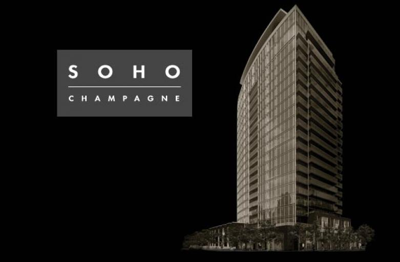 Soho Champagne-No Vacancies