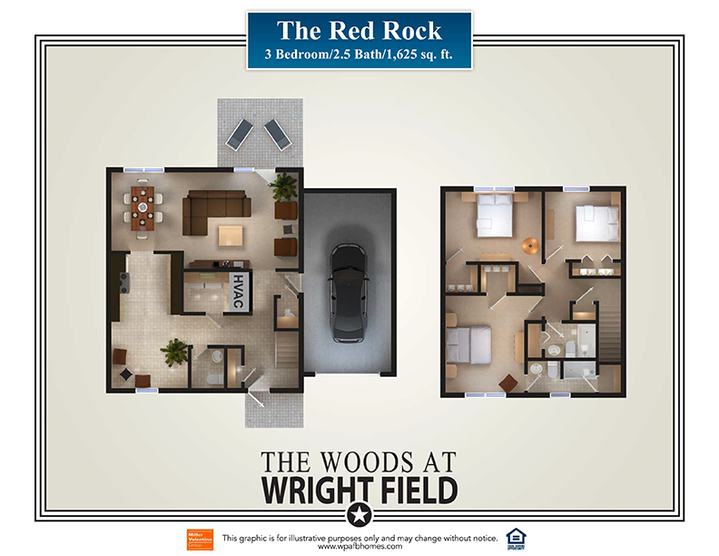 Beau View Floorplans