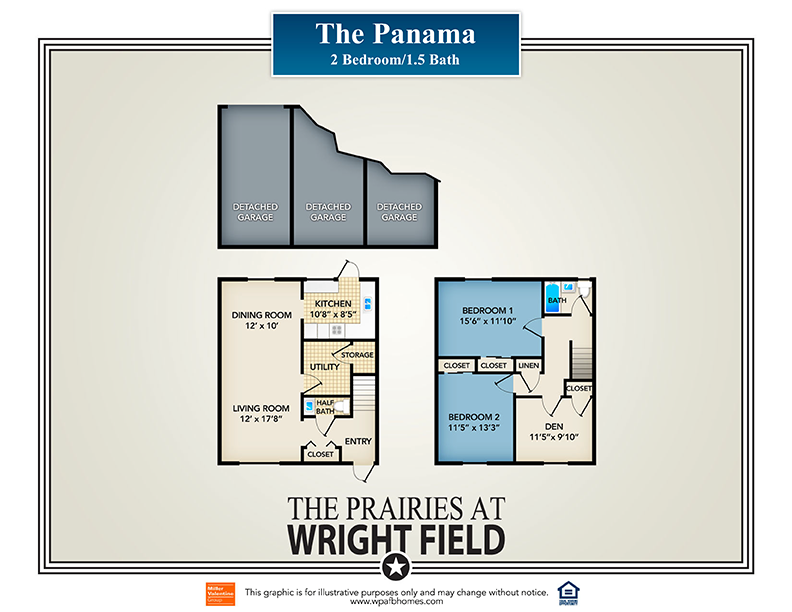 The Prairies at 5924 Hickam Drive, Dayton OH | The ... on