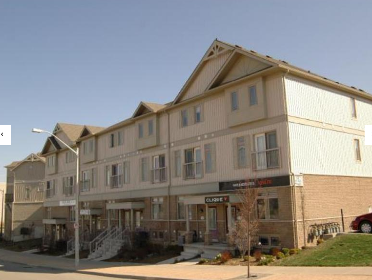 Waterloo Ontario Townhouse for rent, click for details...