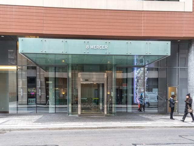8 Mercer Street