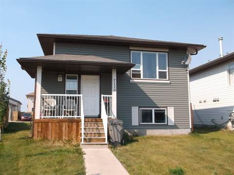 Grande Prairie Alberta Duplex For Rent