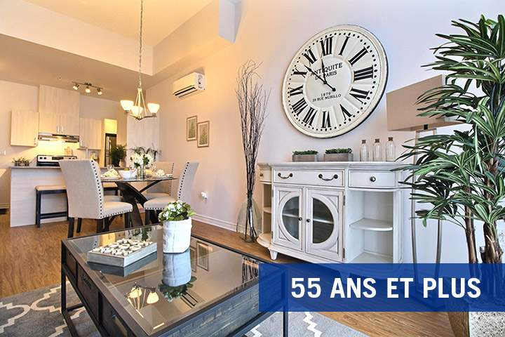 Boisbriand Apartment