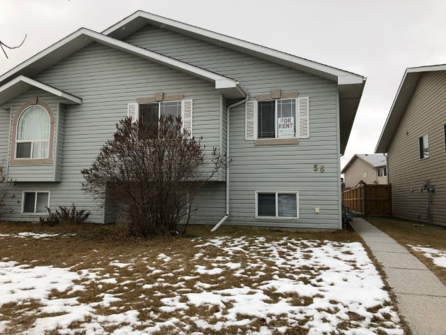 Sylvan Lake Duplex for rent, click for more details...